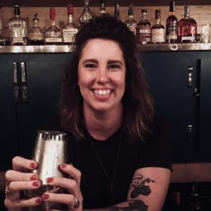 Emily Rollins bar manager bio photo